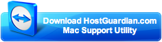 HostGuardian.com Support for Mac