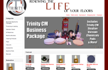 Trinity Renewal Systems Store